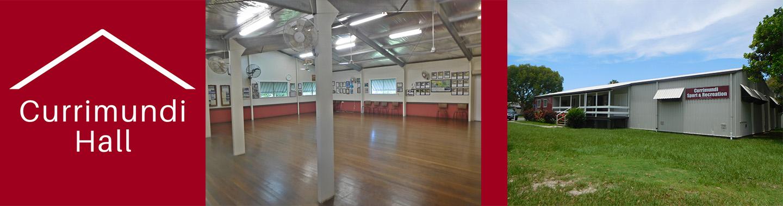 Image of Currimundi Hall interior and exterior