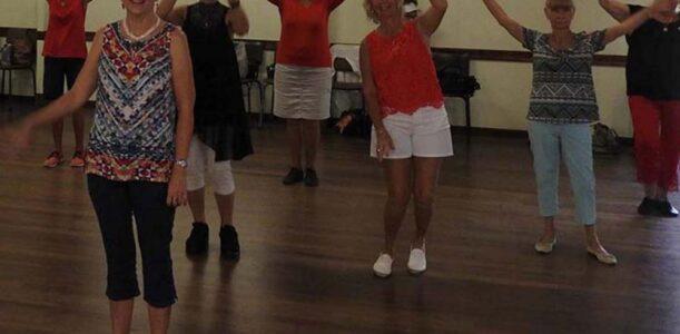 Catch Up Line Dancing
