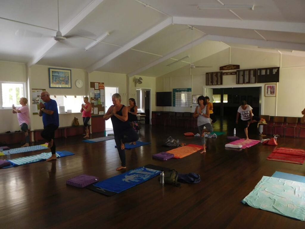 Image of Michele's Yoga Relief class