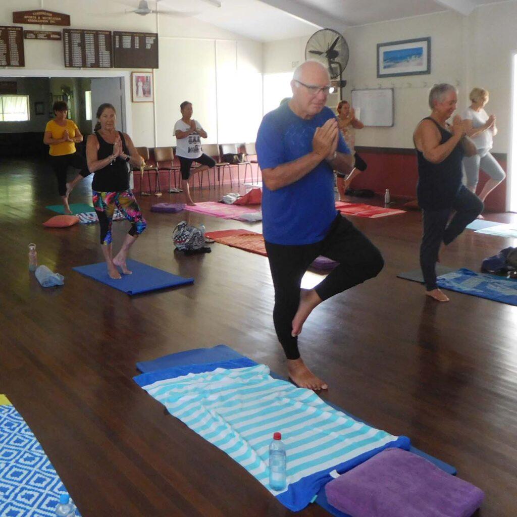 Image of yoga
