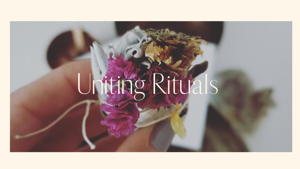 Image of YIN Yoga Uniting Rituals logo